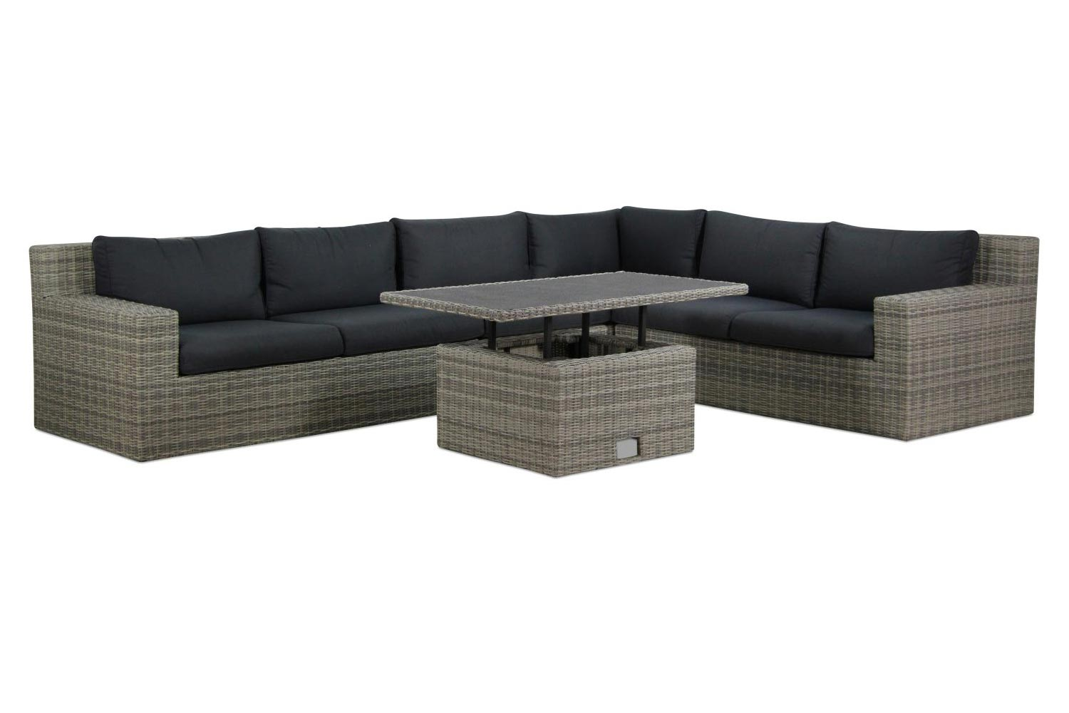 Garden Collections Amico dining loungeset 5-delig