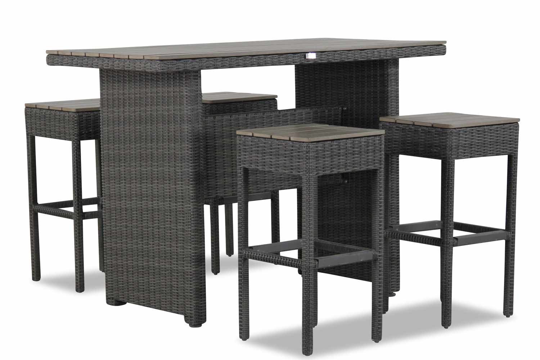 Famous Furniture Anna barset 5 delig