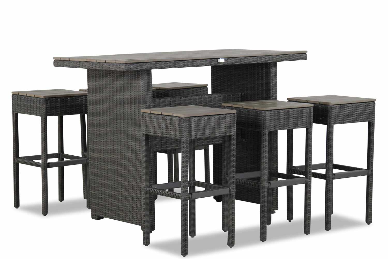 Famous Furniture Anna barset 7 delig