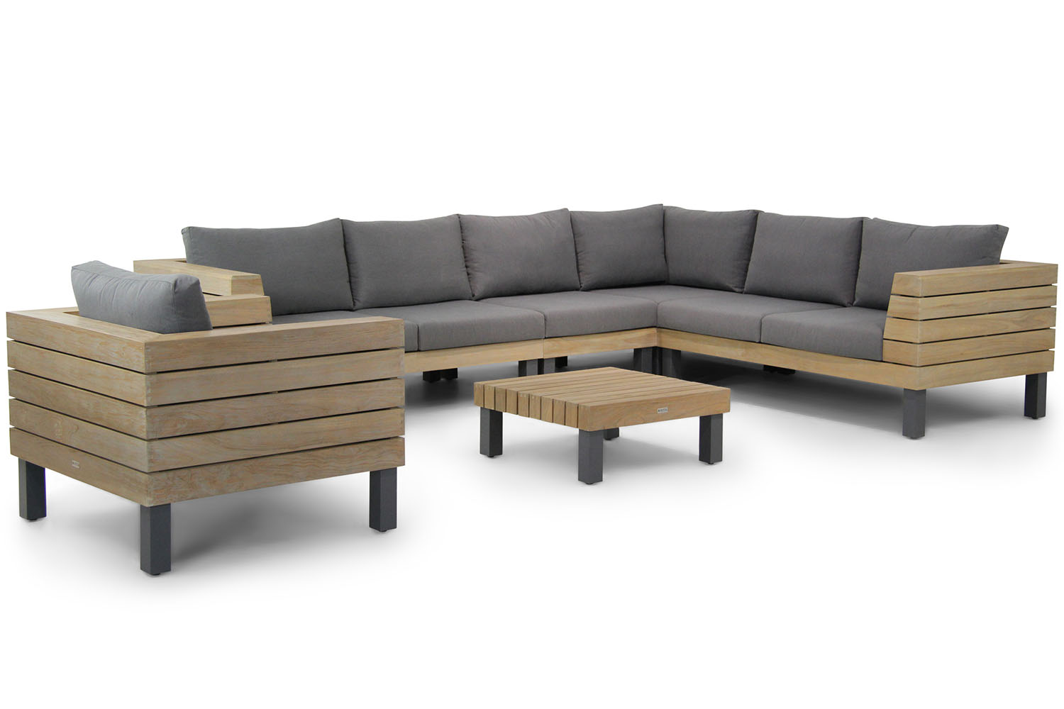 Lifestyle Atlantic hoek loungeset 6-delig