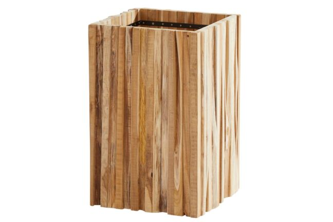 4 Seasons Outdoor Planter Miguel vierkant 45 x 45 x (h) 70 cm