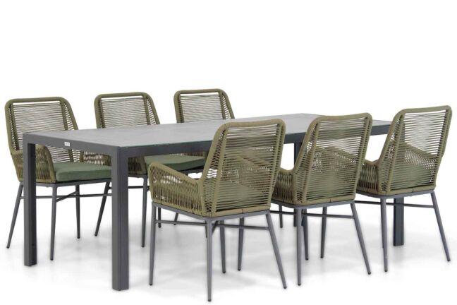 Coco Adali/Varano 210 cm dining tuinset 7-delig