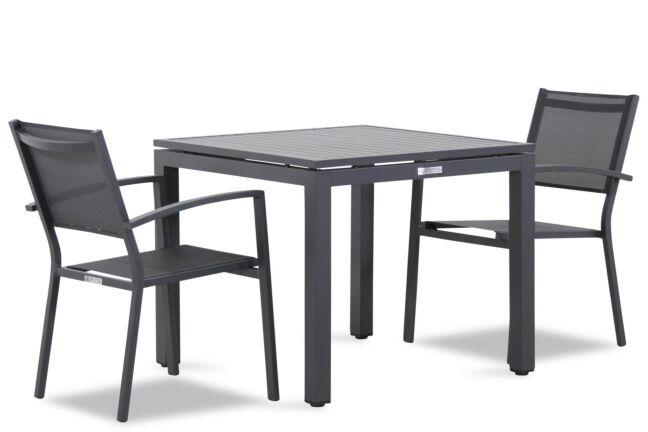 Lifestyle Amarilla/Concept 90 cm dining tuinset 3-delig stapelbaar