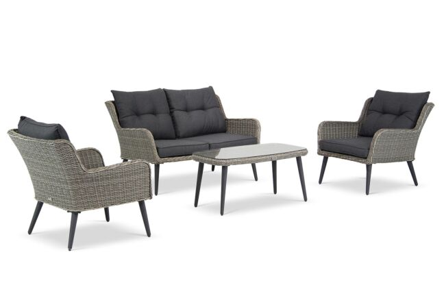 Garden Collections Boston loungeset 4 delig