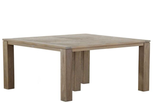 Garden Collections Windsor dining tuintafel vierkant 160 x 160 cm