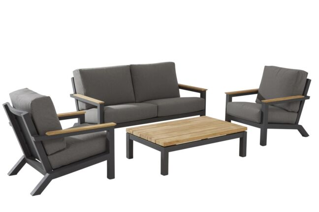 4 Seasons Outdoor Capitol loungeset 4-delig