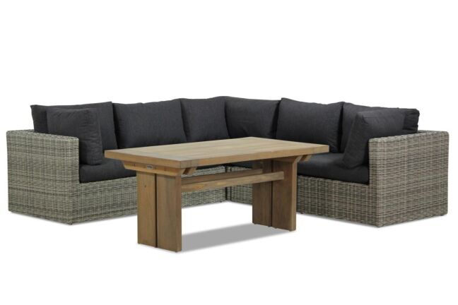 Garden Collections Comodo/Brighton dining loungeset 6-delig