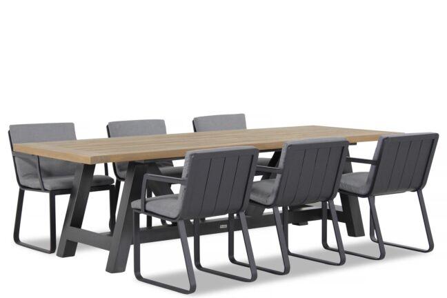Lifestyle Estancia/Trente 260 cm dining tuinset 7-delig