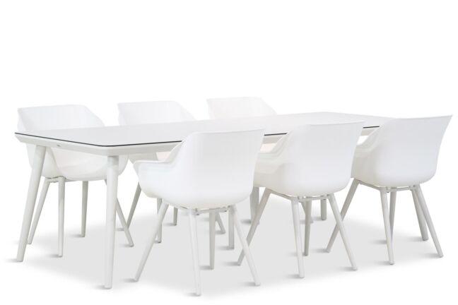 Hartman Sophie studio/Sophie studio 240 cm dining tuinset 7-delig