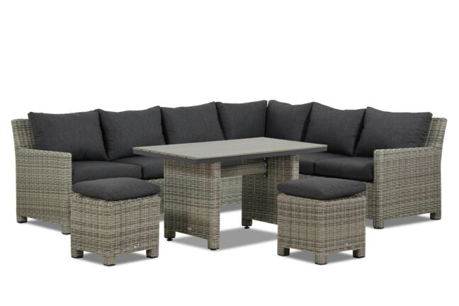 Garden Collections Lusso dining loungeset 7-delig 1