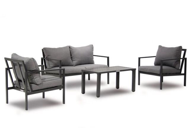 Lifestyle Norcia stoel-bank loungeset 4-delig