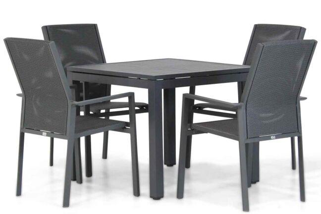 Presto Ricadi/Concept 90 cm dining tuinset 5-delig