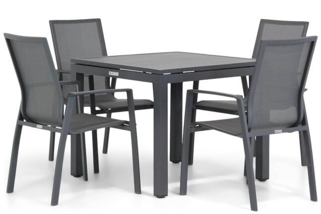 Lifestyle Ultimate/Concept 90 cm dining tuinset 5-delig