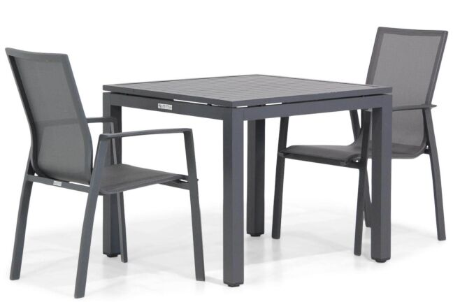 Lifestyle Ultimate/Concept 90 cm dining tuinset 3-delig