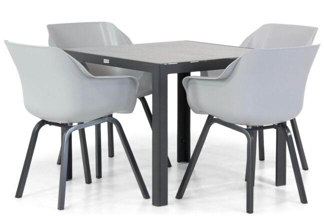 Hartman Sophie element/Varano 90 cm dining tuinset 5-delig