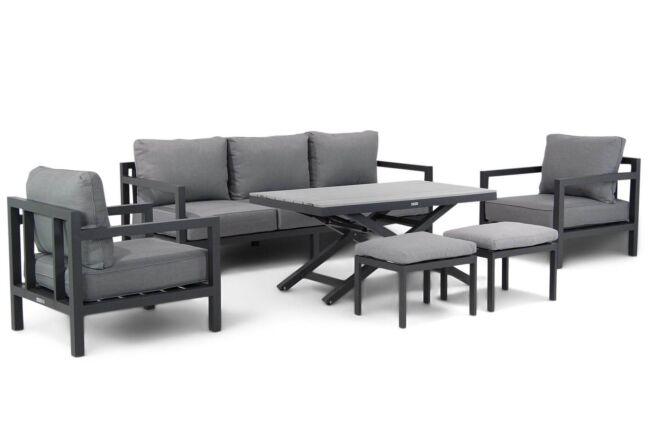 Lifestyle Lagos/Palazzo stoel-bank loungeset 6-delig