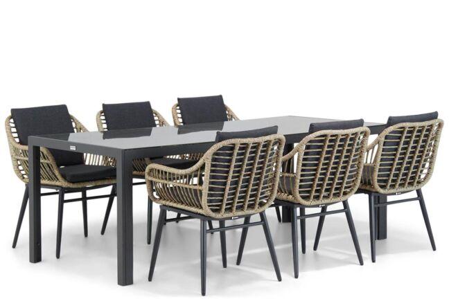 Coco Leonardo/Mondello 210 cm dining tuinset 7-delig