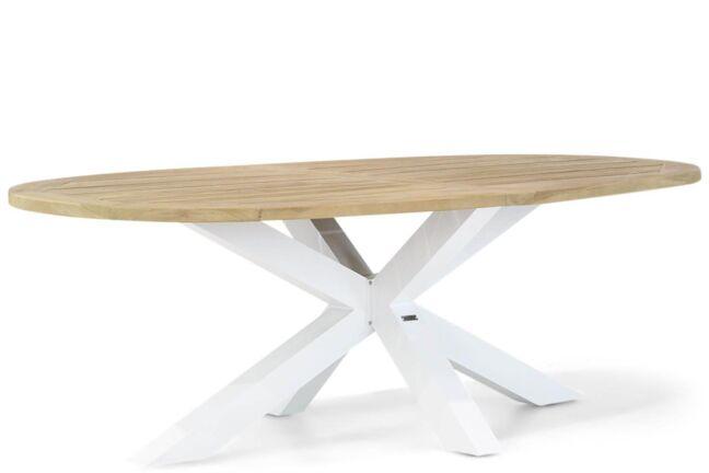 Lifestyle Bradford dining tuintafel ovaal 240 x 120 cm