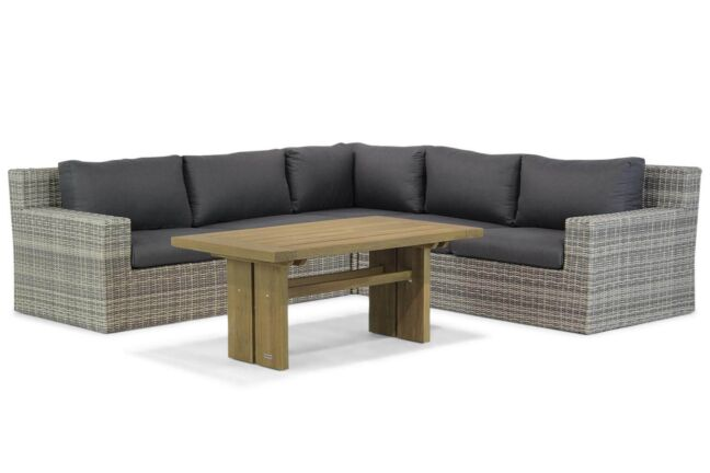 Garden Collections Amico/Brighton dining loungeset 4-delig
