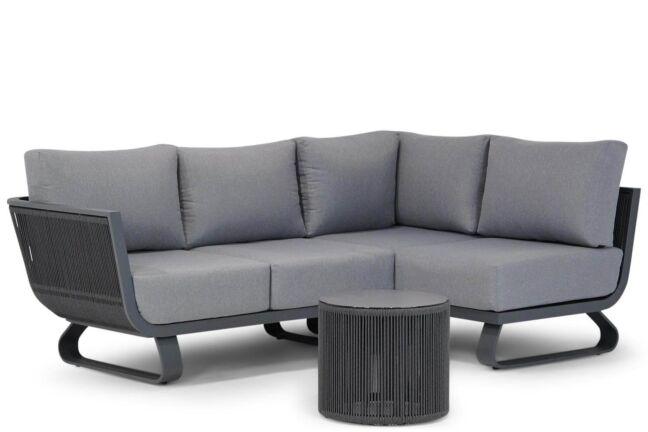 Santika Corniche chaise longue loungeset 4-delig rechts