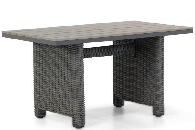 Garden Collections Lusso high lounge table off black