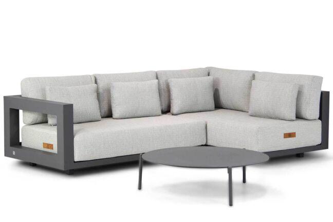 4 Seasons Outdoor Metropolitan/Coco Pacific 100 cm hoek loungeset 3-delig