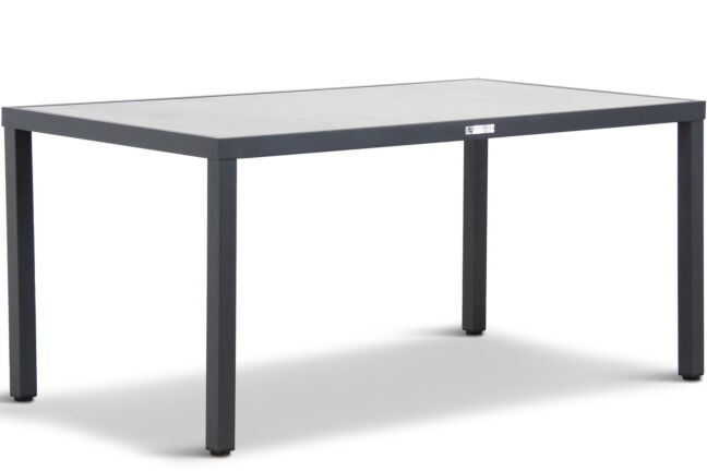 Lifestyle Monte dining tuintafel 160 x 90 cm