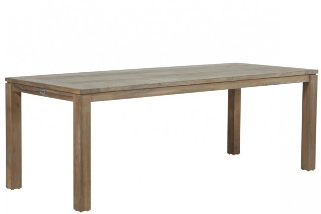 Garden Collections Newport dining tuintafel 220 x 90 cm