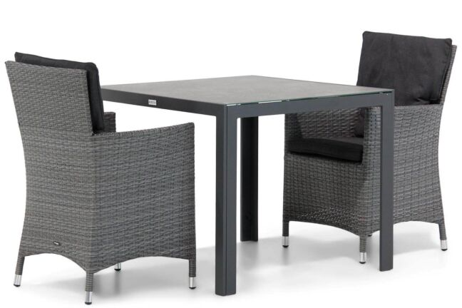 Garden Collections Orlando/Varano dining tuinset 3-delig
