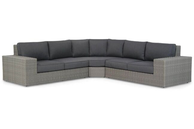 Garden Collections Oxford hoek loungeset 3-delig