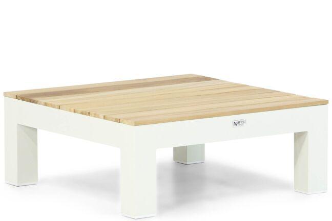 Lifestyle Ravalla loungetafel vierkant white