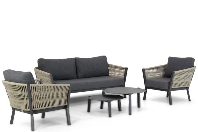 Lifestyle Rimini/Rimini 60/75 stoel-bank loungeset 5-delig