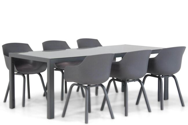 Lifestyle Salina/Mondello 210 cm dining tuinset 7-delig