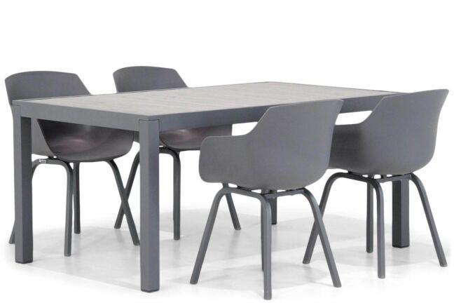 Lifestyle Salina/Residence 164 cm dining tuinset 5-delig