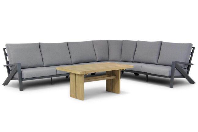 Santika Cinta/Brighton 140 cm dining loungeset 5-delig