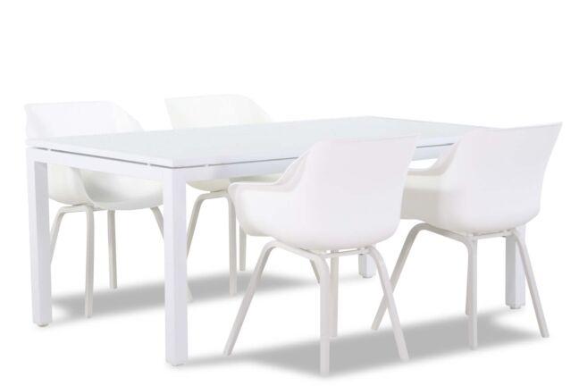 Hartman Sophie element/Concept 180 cm dining tuinset 5-delig