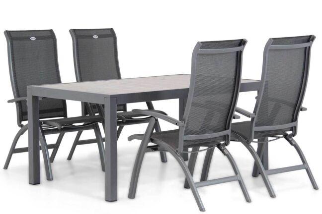 Hartman Summerland/Residence 164 cm dining tuinset 5-delig