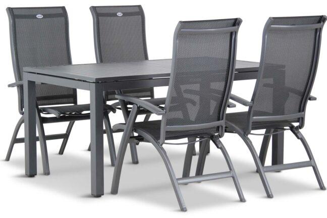 Hartman Summerland/Concept 160 cm dining tuinset 5-delig