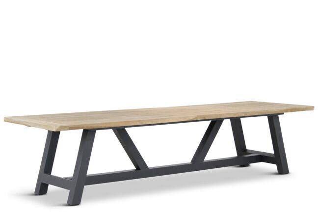 Lifestyle Trente dining tuintafel 330 x 100 cm
