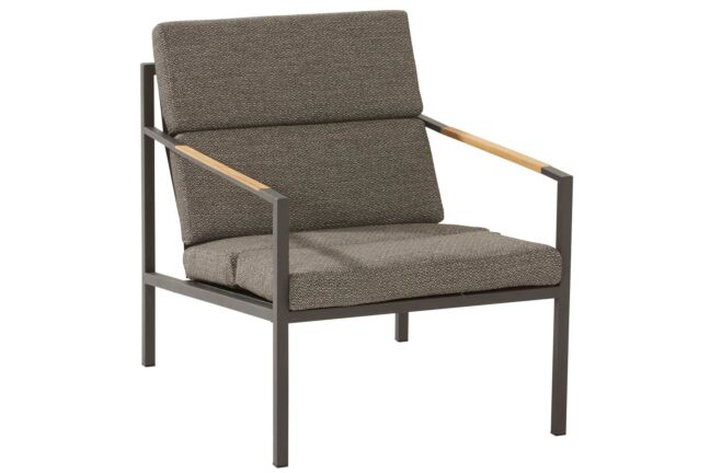 4 Seasons Outdoor Trentino living chair with 2 cushions