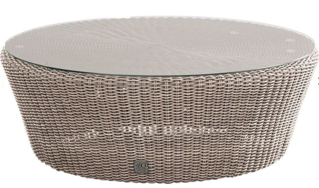 4 Seasons Outdoor Valentine loungetafel rond 90 cm