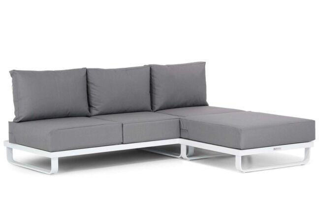 Lifestyle Venezia chaise longue loungeset 3-delig