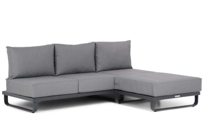 Lifestyle Venezia chaise longue loungebank 3-delig