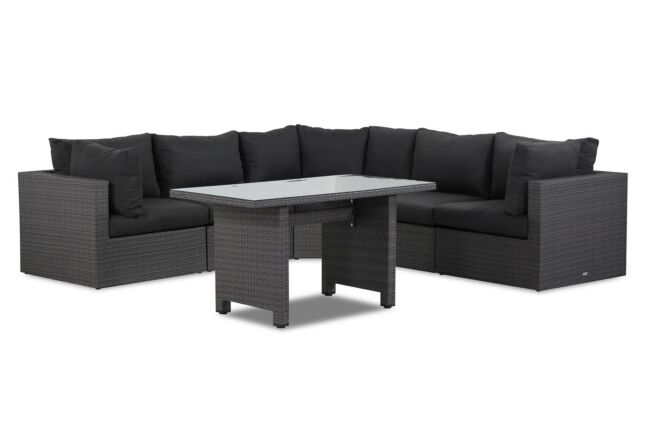 Garden Collections Houston dining loungeset 6-delig