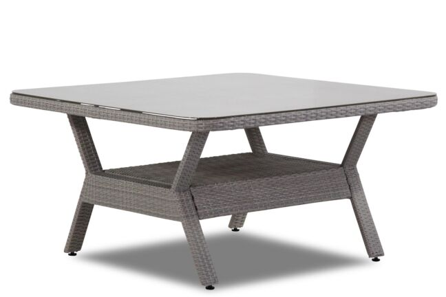 Domani Norge lounge/dining tafel 130 x 130 cm