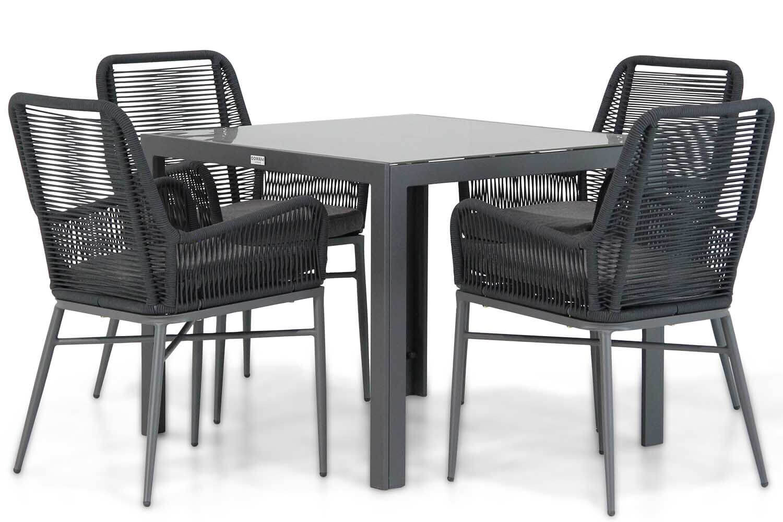 Coco Adali/Mondello 90 cm dining tuinset 5-delig