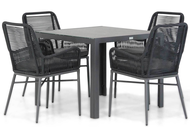 Coco Adali/Varano 90 cm dining tuinset 5-delig