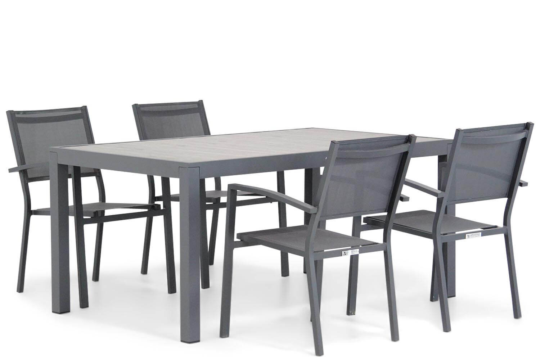 Lifestyle Amarilla/Residence 164 cm dining tuinset 5-delig