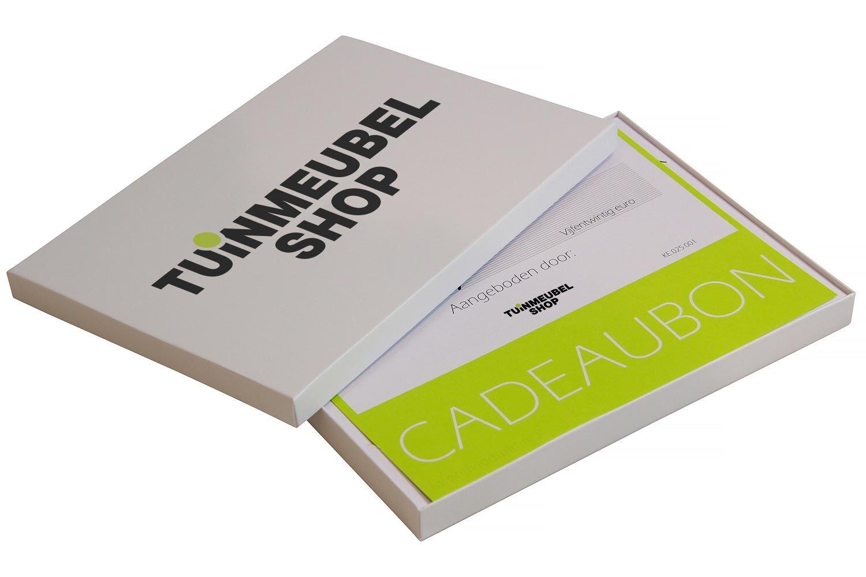 Tuinmeubelshop Cadeaubon 250 euro