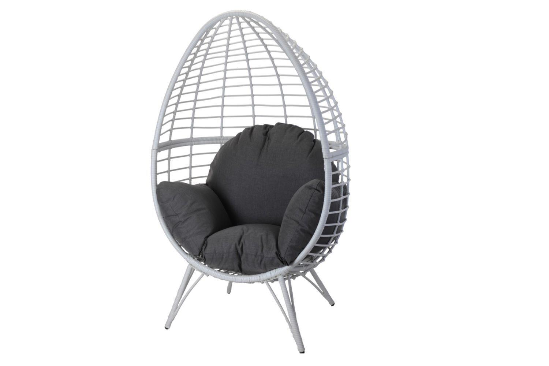 Domani Egg lounge tuinstoel